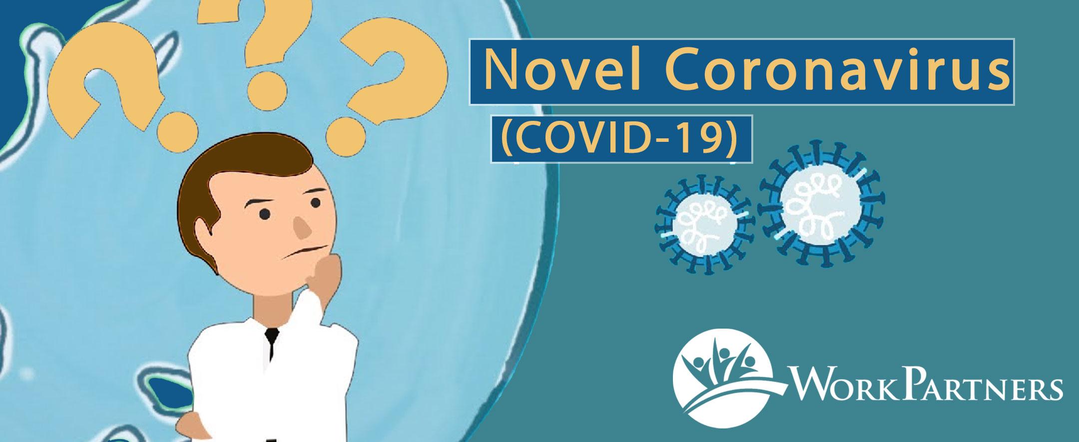 Novel Corona Virus header