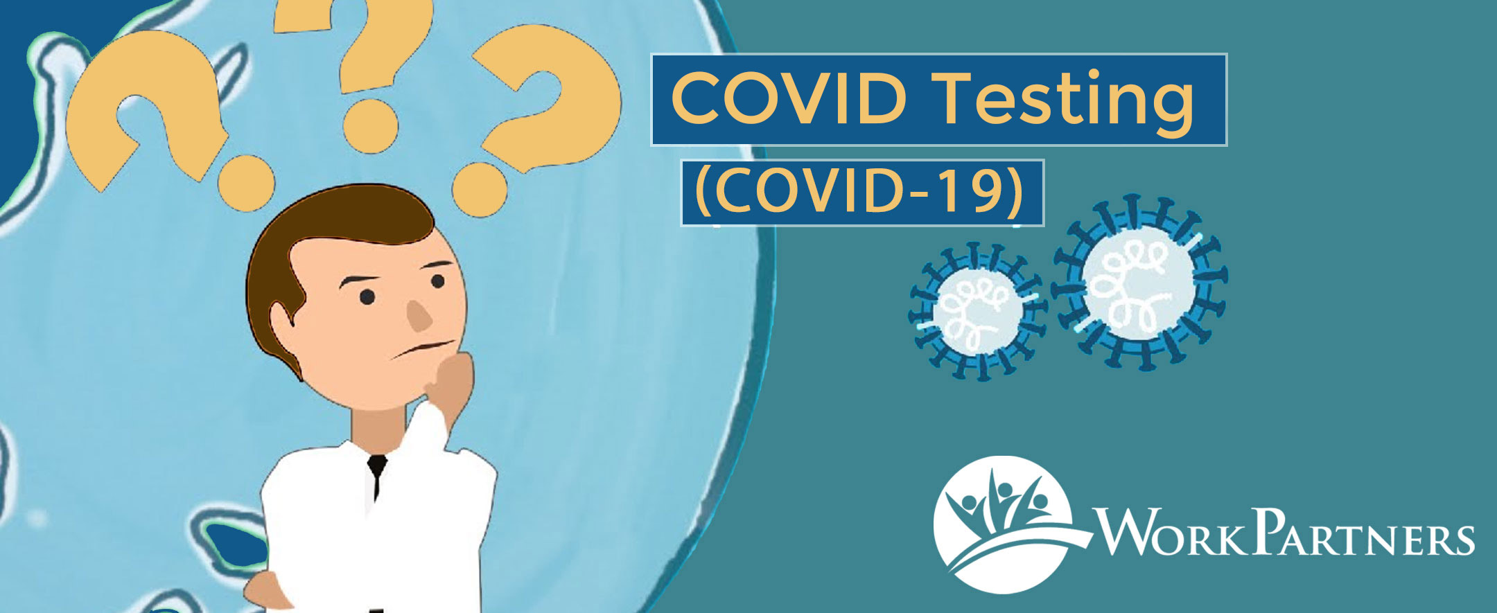 COVID Testing banner