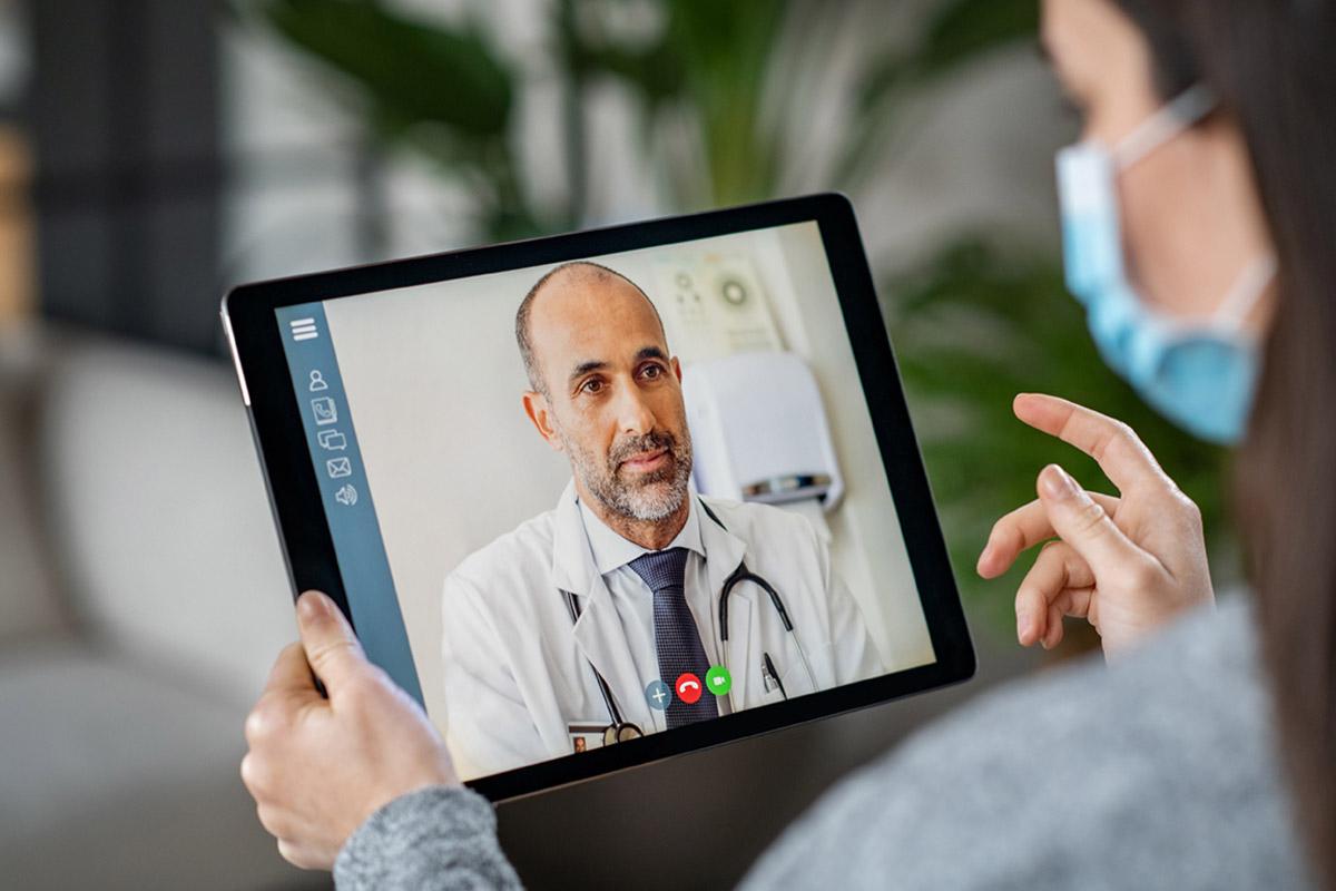 Telemedicine request feature